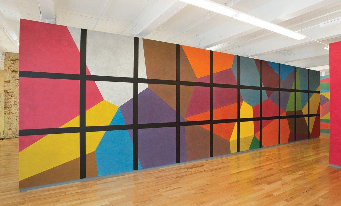 sol lewitt: a wall drawing retrospective | mass moca | artist-sol