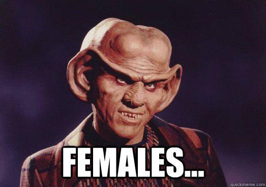 Females Deep Space Nine Characters Star Trek Trek