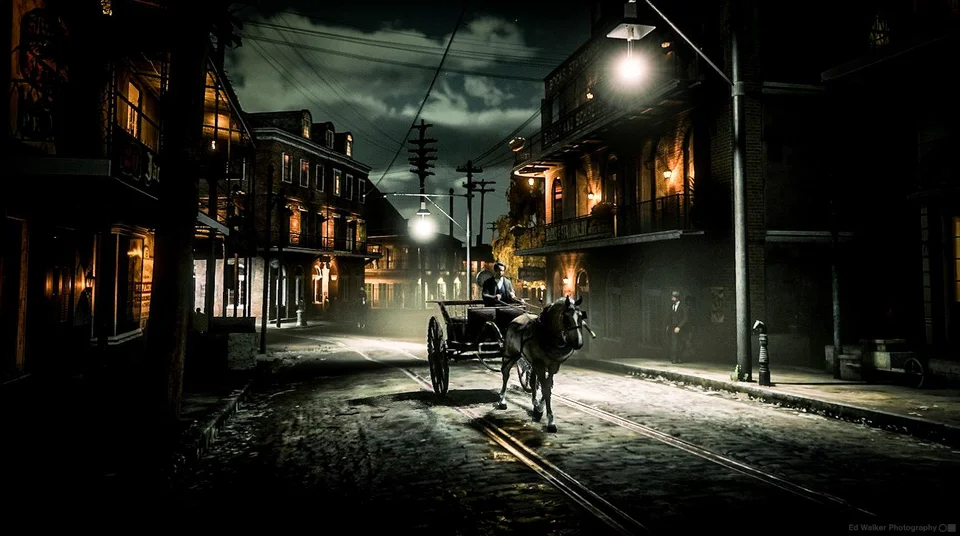 Red Dead Redemption 2 Saint Denis Gamingphotography Saint Denis Red Dead Redemption Redemption