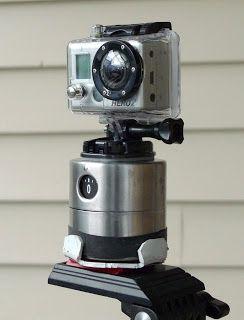 Andrew Newton Underwater: GoPro panning time-lapse kitchen timer
