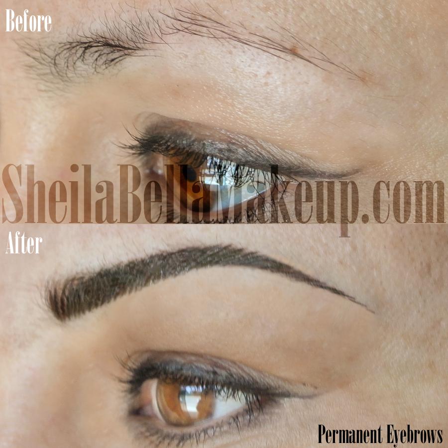 Eyebrow permanent cosmetics google search xam tham my