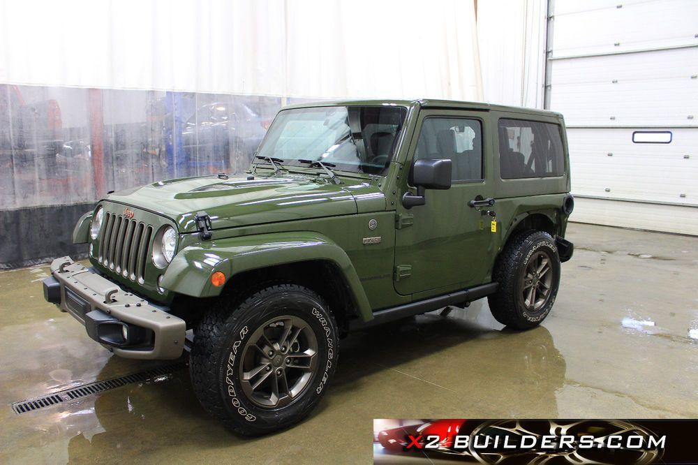 Ebay 2016 Jeep Wrangler Sahara Sport Utility 2 Door 3 6l Salvage Le Repairable Rebuildable Carparts Carrepair