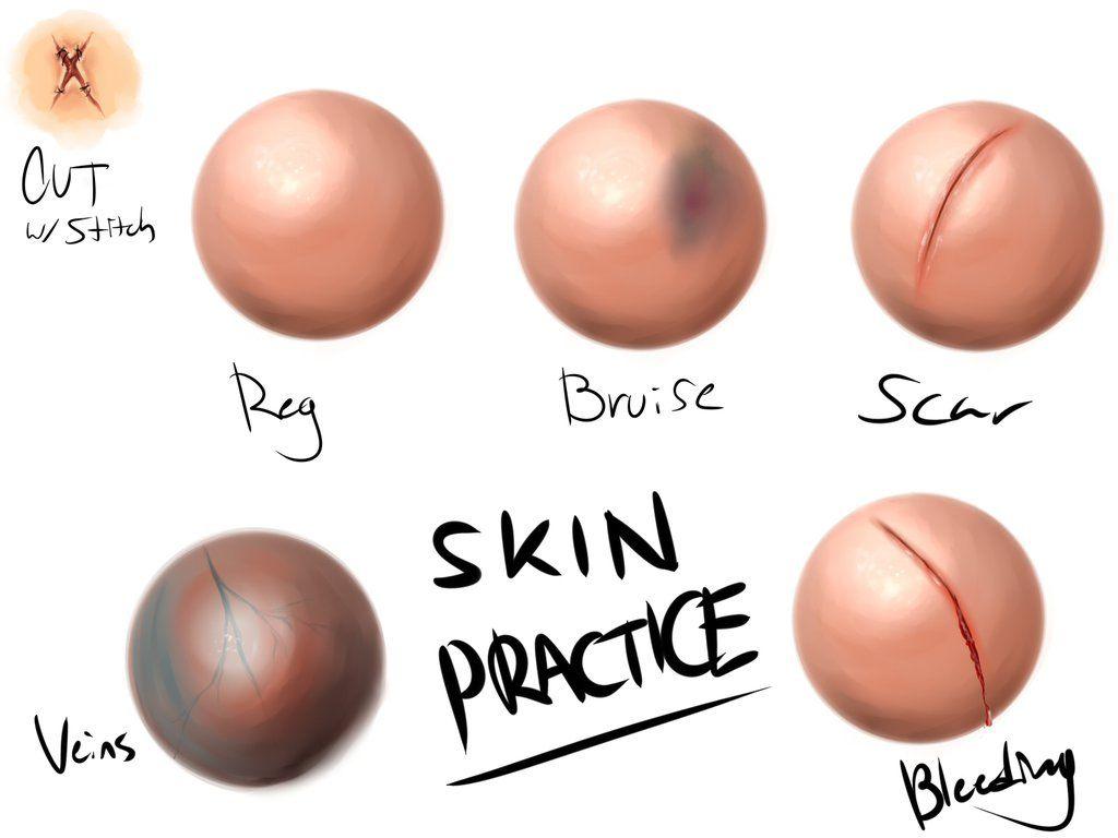 11++ Shading skin info