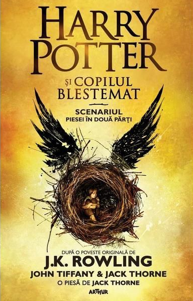 Harry Potter Liste Des Films : harry, potter, liste, films, Harry, Potter, (2020), Online, Subtitrat, Romana, Cursed, Child,, Rowling, Books