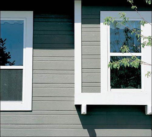 Siding Alternating Widths Hardy Plank Siding Tiny House Exterior Exterior Siding