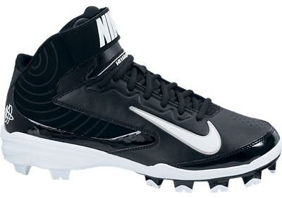Athletic shoes � Nike HUARACHE STRIKE MID MCS Men\u0027s Baseball Cleat - Price:  View Available Sizes \u0026 Colors