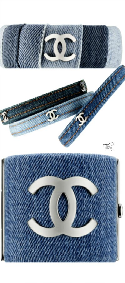 PULSEIRA JEANS CHANEL