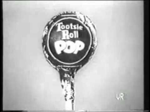 Tootsie Roll Pops Commercial (1950s) | *Remember When