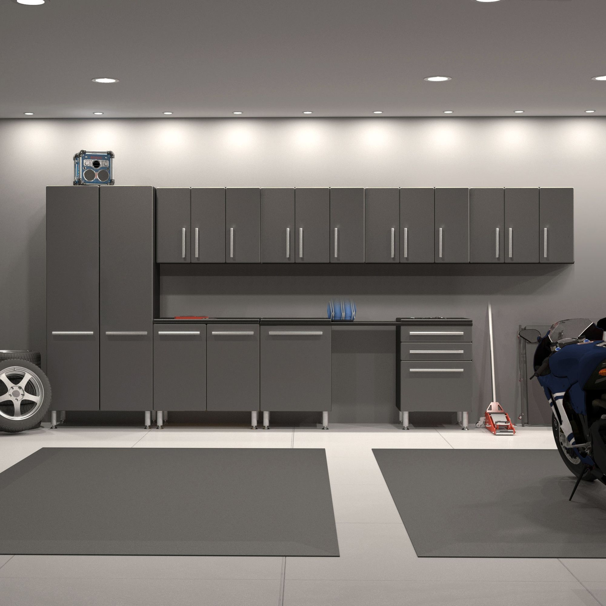Features includes door base door base drawer vase door