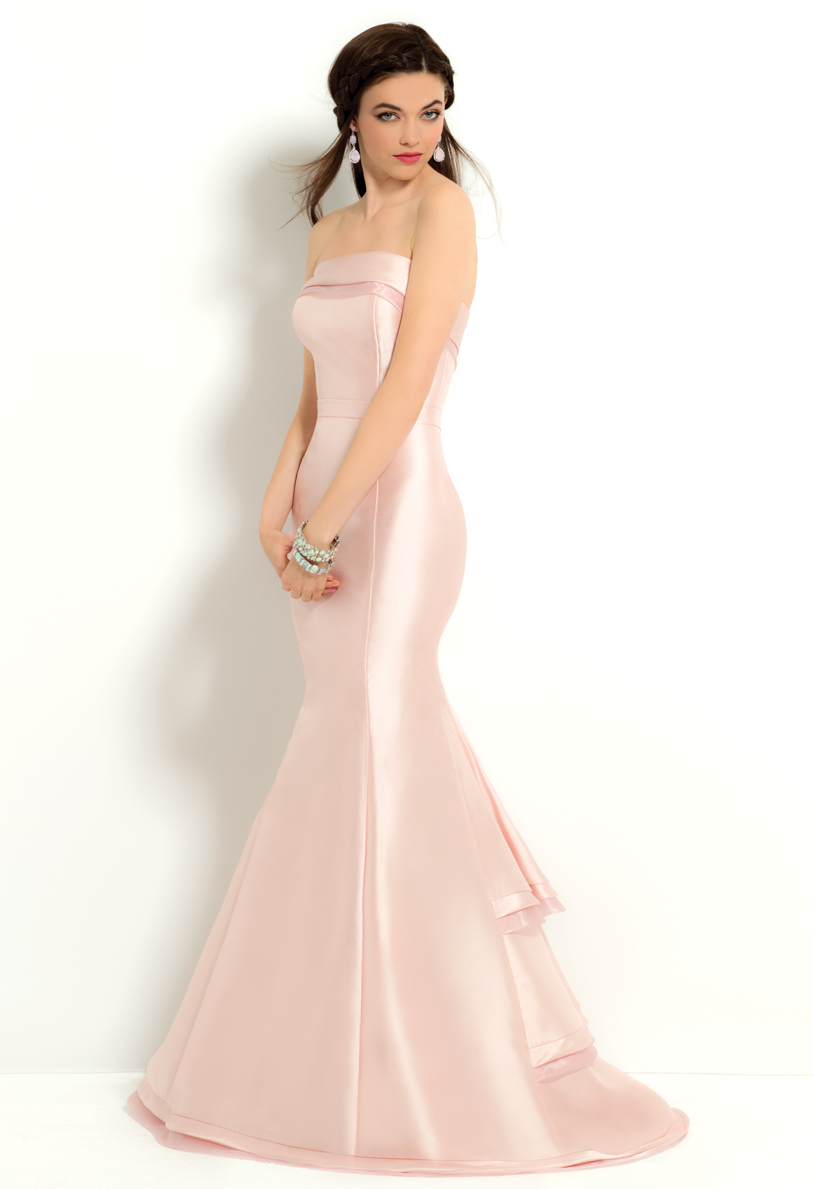 Show off a sleek silhouette when you slip on this lovely evening quinceanera dresses from camille la vie and group usa ombrellifo Images