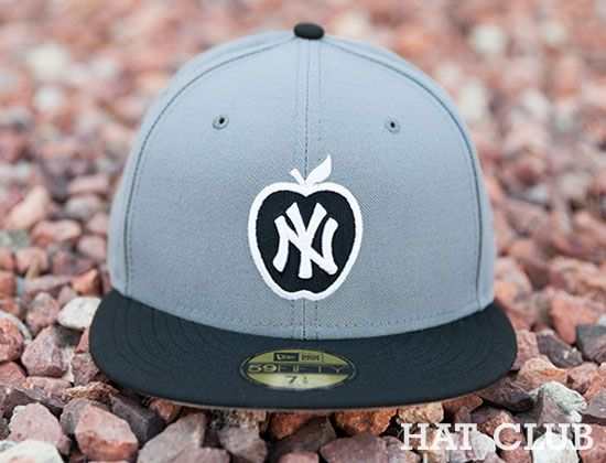 1547475529 New York Yankees Big Apple 59Fifty Fitted Cap by NEW ERA x MLB   HAT CLUB