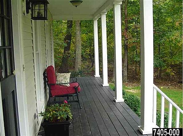 outdoor stairs porch paint