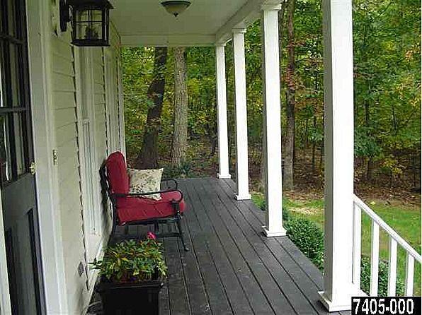 Porch Floor Paint Color Outdoor