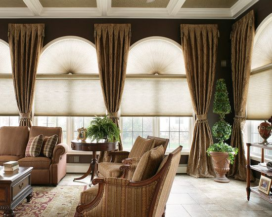 Arch Window Treatment Design Pictures Remodel Decor And Ideas - Arched window coverings window treatments for arch windows ideas