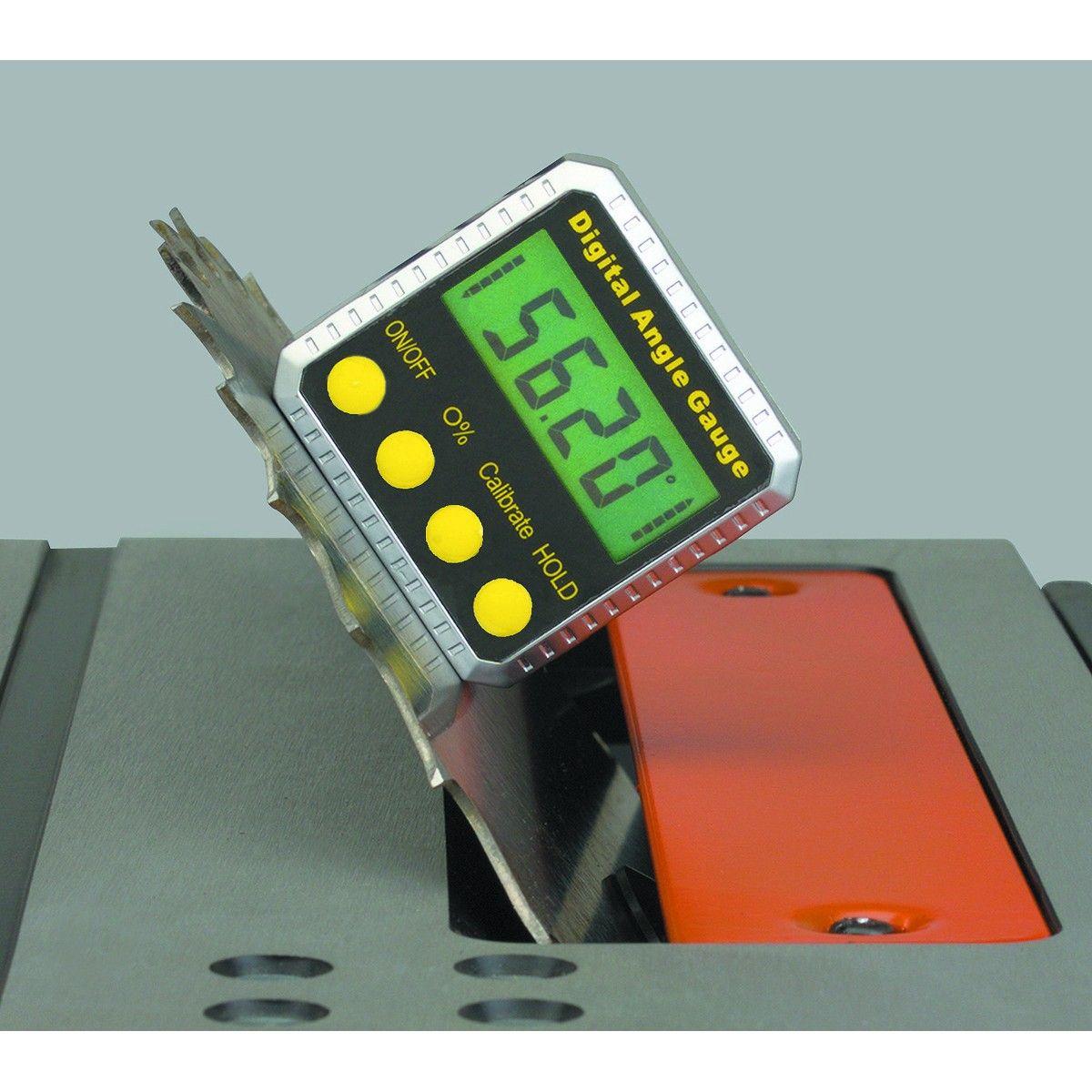 Digital Angle Gauge | Digital angle gauge, Table saw ...