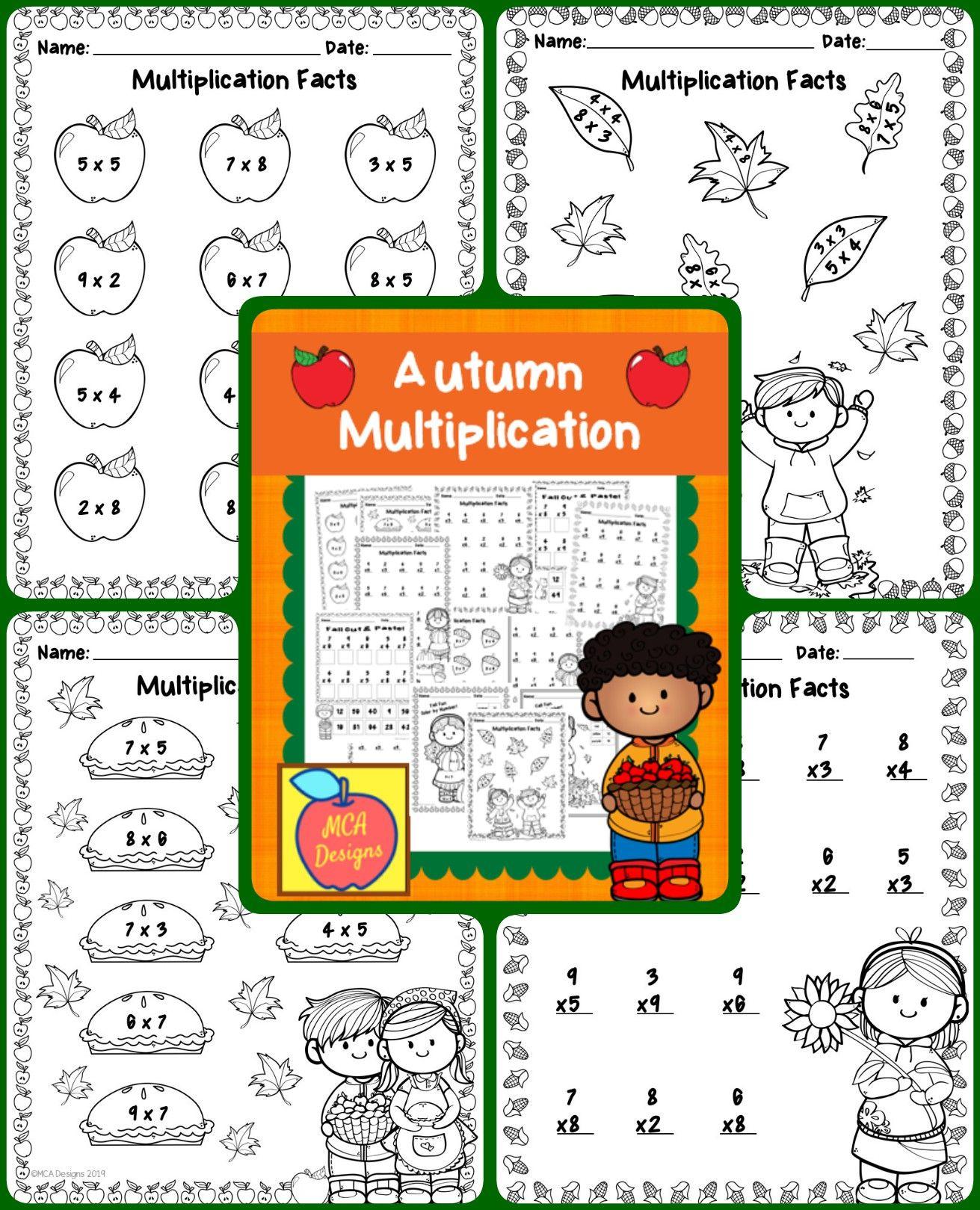 Autumn Multiplication
