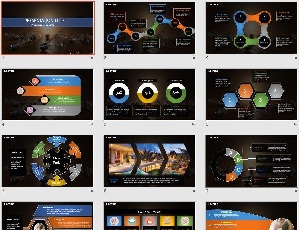 ideas PowerPoint by SageFox