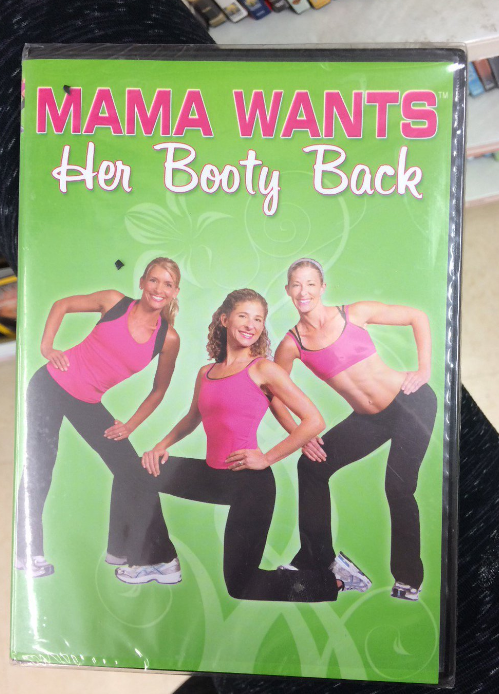 What Middle Aged Soccer Mom Decided She Didnt Want Her Booty Back After All 22 Wtf Things You Will Only See At A Thrift Store