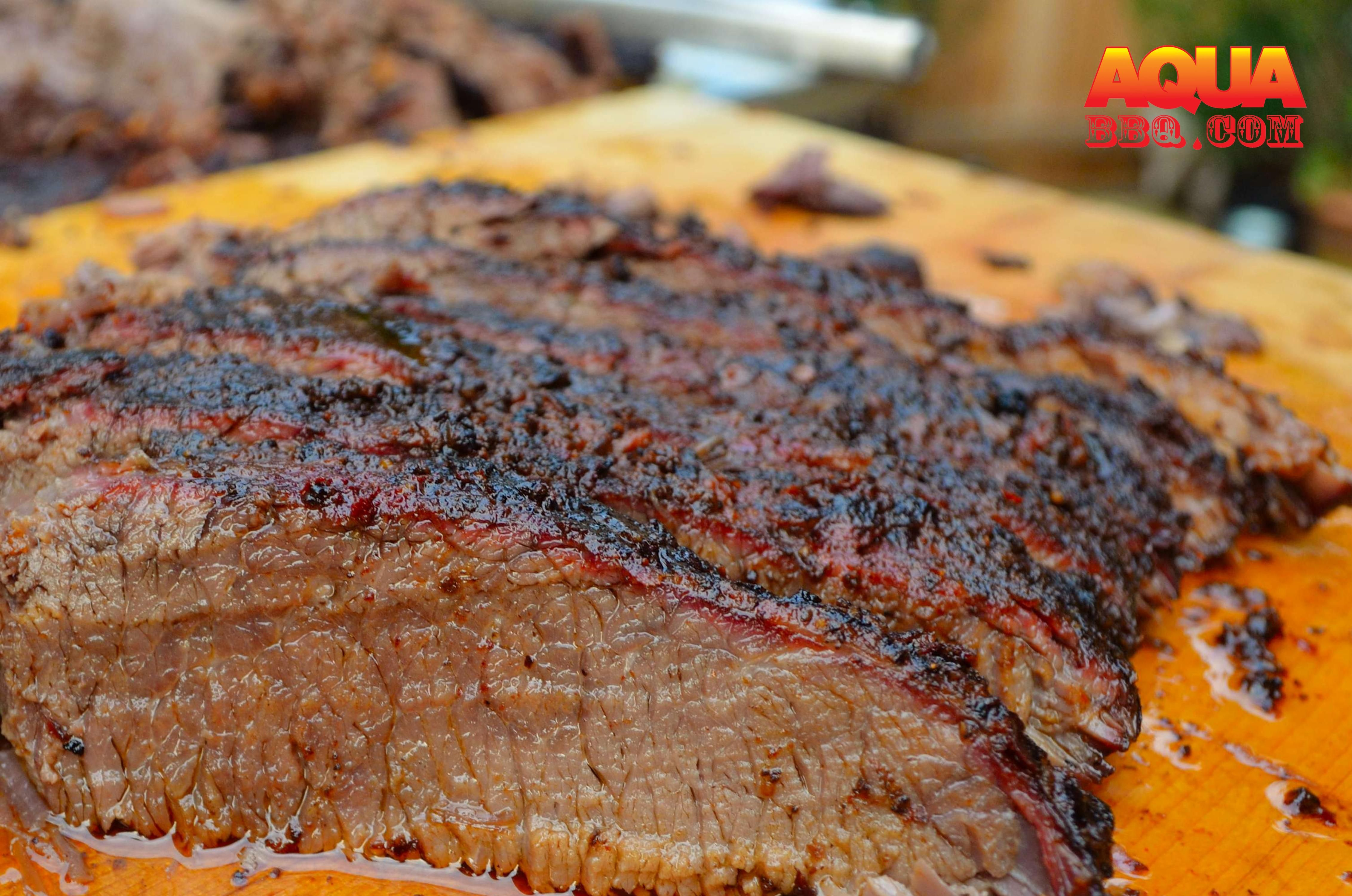 how to prepare brisket on the grill