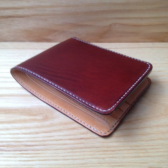 Mildy Hands Sw01 Bifold Wallet Japanese Shell Cordovan