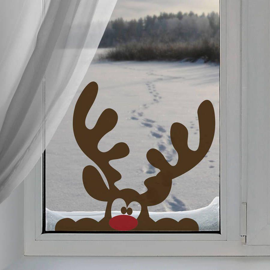 Basteln mit Kindern: 17 Fensterbilder und Malvorlagen für ...
