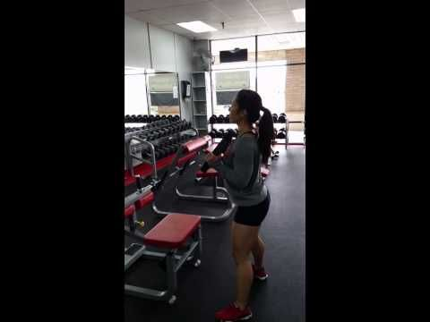 Motivation Mondays #Legs Day #Quads #Hamstrings - YouTube