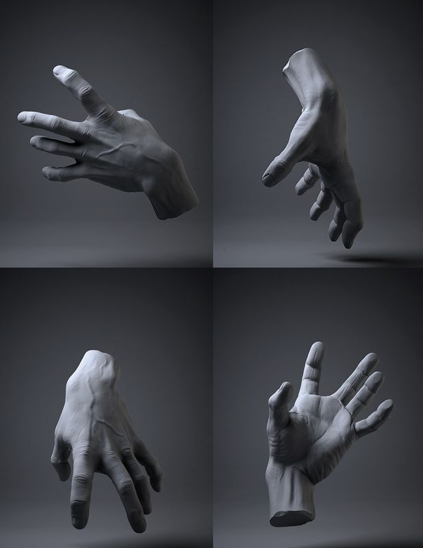 Learn Artistic Anatomy Online From 3d Modeling And Anatomy Expert Daniel Crossland At Mold3d Academy Anatomy For Artists Hand Reference Anatomy Reference