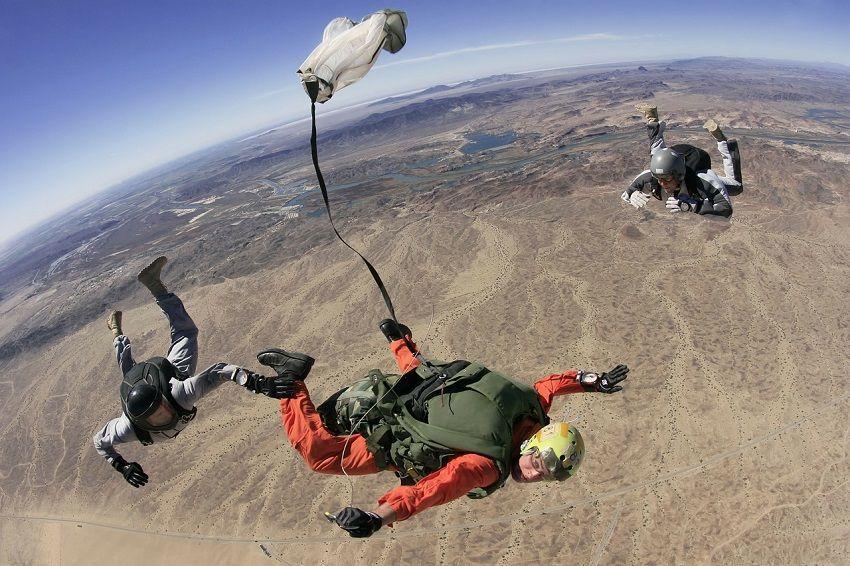 Pilot Bucket List: Go Skydiving #pilotlicense