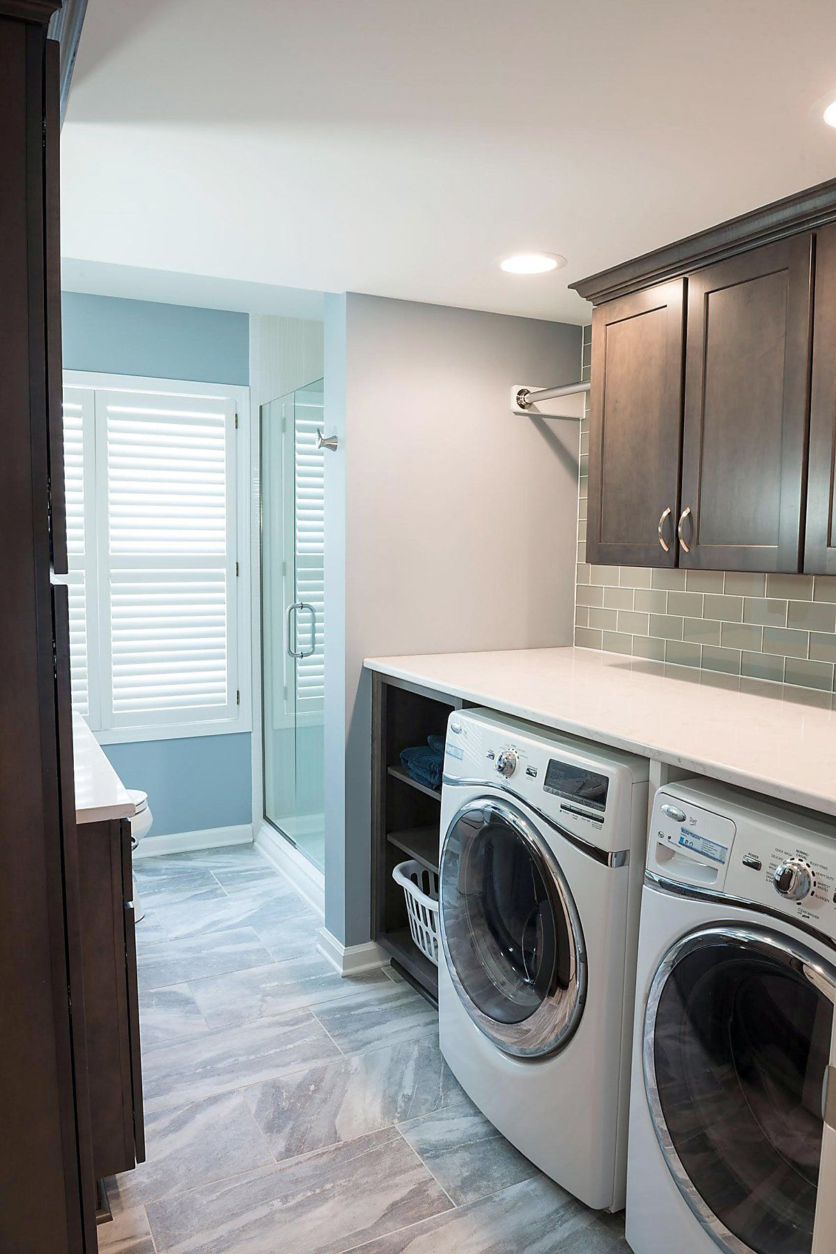Bathroom Floor Plans With Laundry 23 Small Bathroom Laundry Room Combo Interior And Layout D Laundry Room Bathroom Laundry In Bathroom Laundry Bathroom Combo