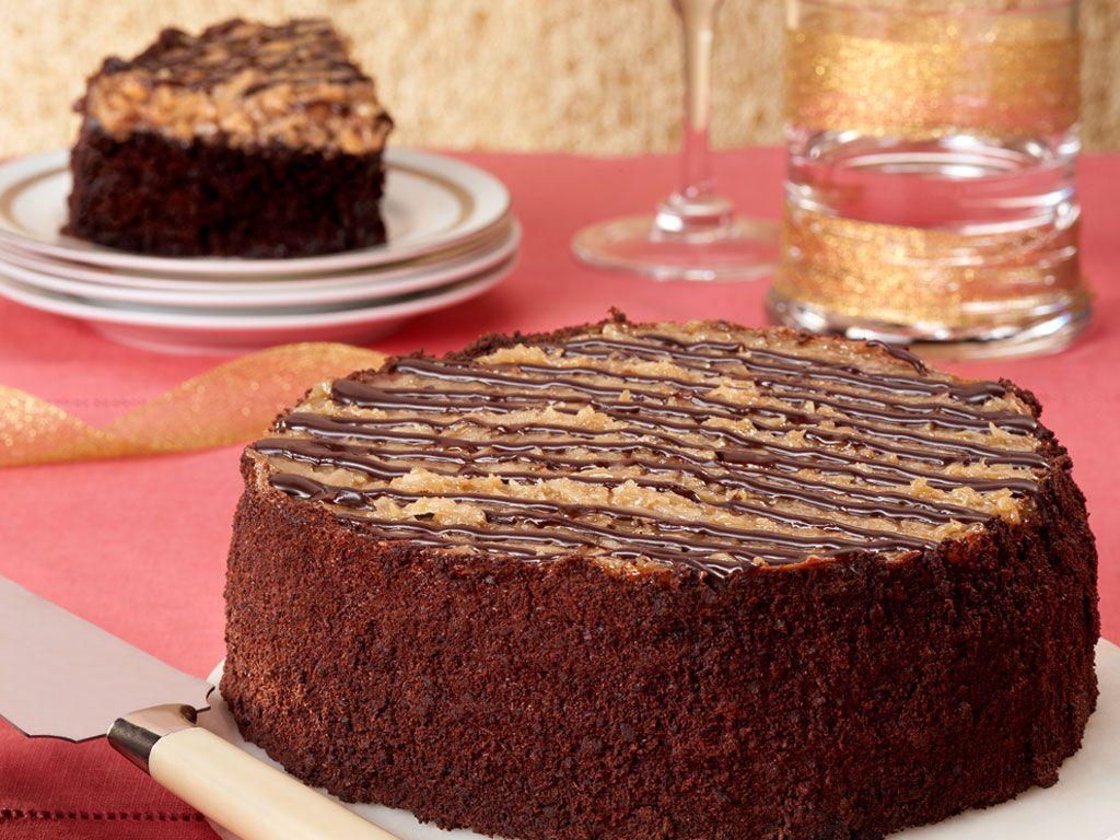 German chocolate cake german chocolate cake tasty
