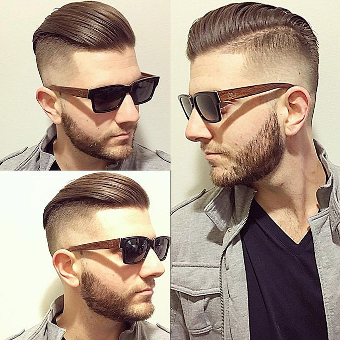 slick hair style 30 slicked back hairstyles a style made simple 2222 | dbf5374a81ed350dd657fed60966c5e1