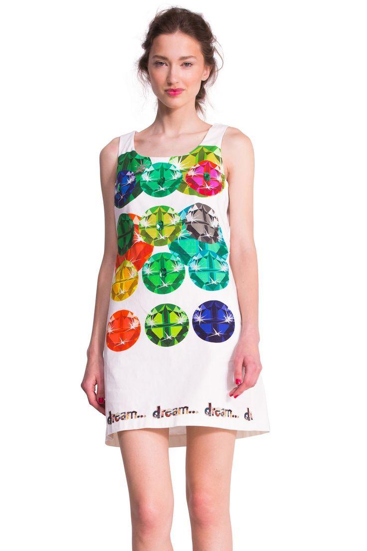 Modele Desigual Sammi Dresses Pinafore Dress Clothes For Women
