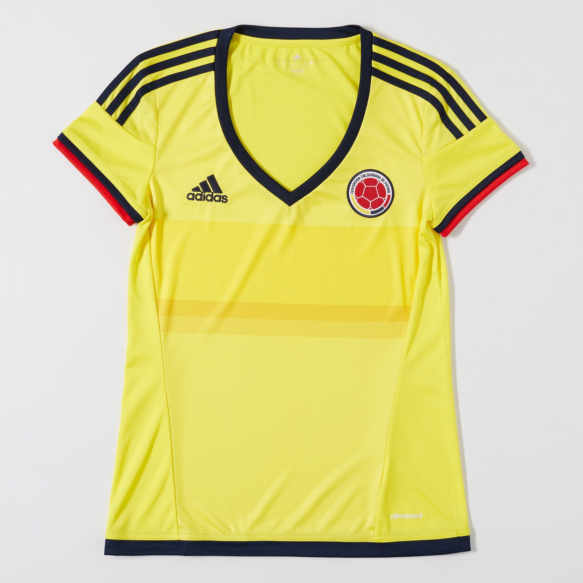 Camiseta Local Colombia | Camiseta seleccion, Camisetas ...