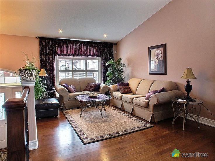 amazing split level living room | bilevel home living room ideas | FLOORING FOR BI LEVEL ...