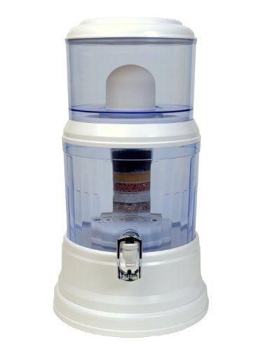 4 Gallon Countertop Water Filter Transform Tap Water To Premium Alkaline Mineral Drinking Wat Countertop Water Filter Alkaline Water Filter Best Water Filter