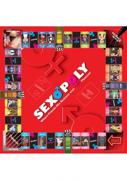 Fun sex board games