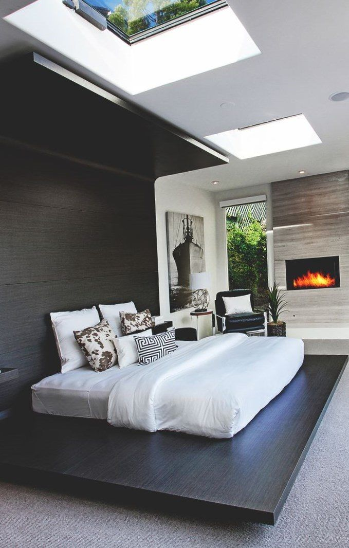 Modern bedroom looks https bedroom design for Bedroom designs with attached bathroom and dressing room