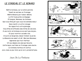 Le Corbeau Et Le Renard Corbeau Et Le Renard Corbeau Et