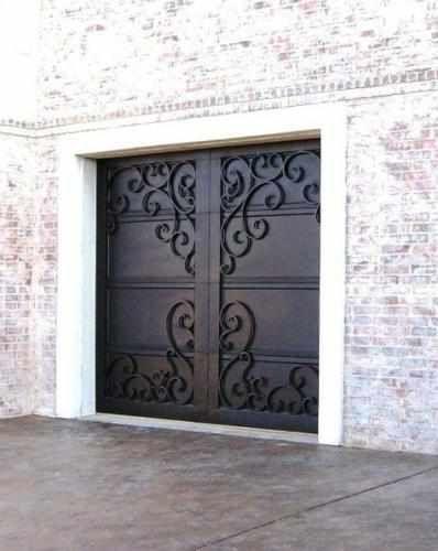 Garage Door Sensation 40 Wrought Iron Doors Windows Gates Railings From Cantera