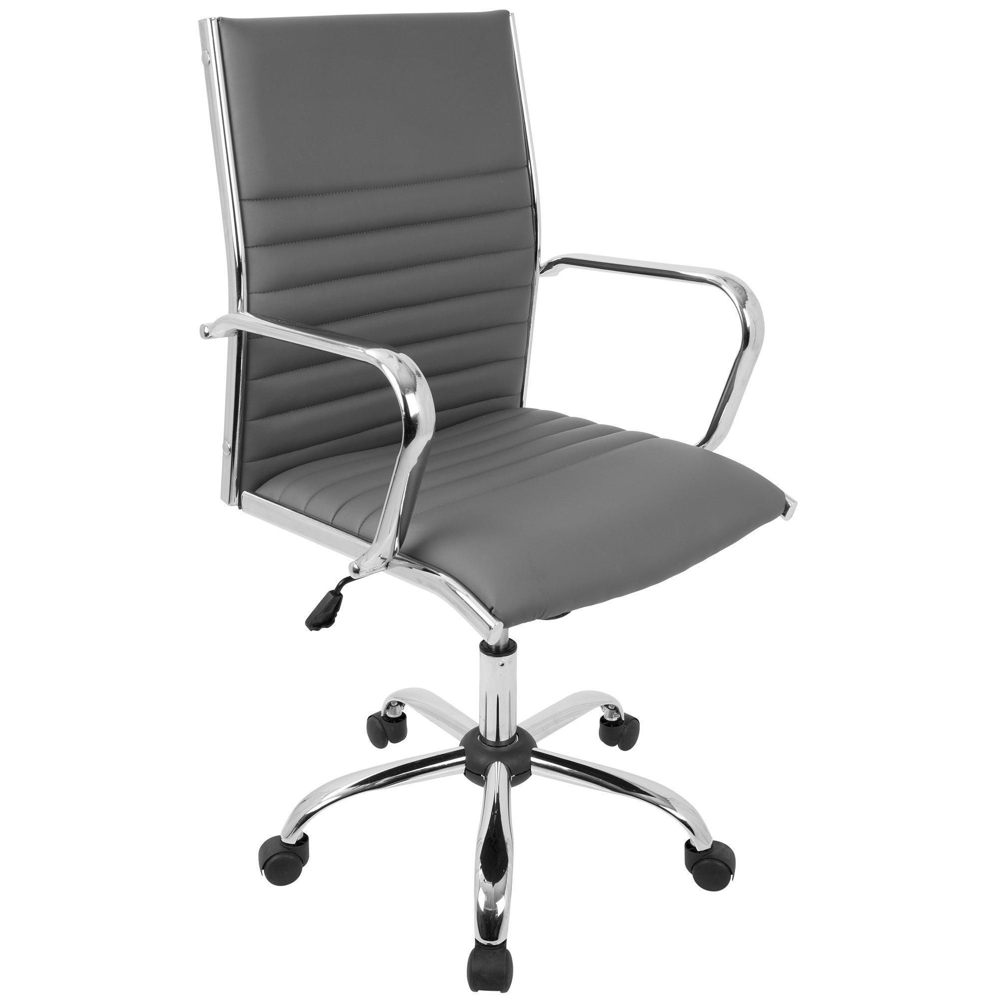 Master Contemporary Adjustable Office Chair with Swivel in