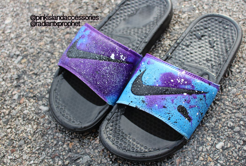 554bd911dbea Custom Color Change Nike Slides
