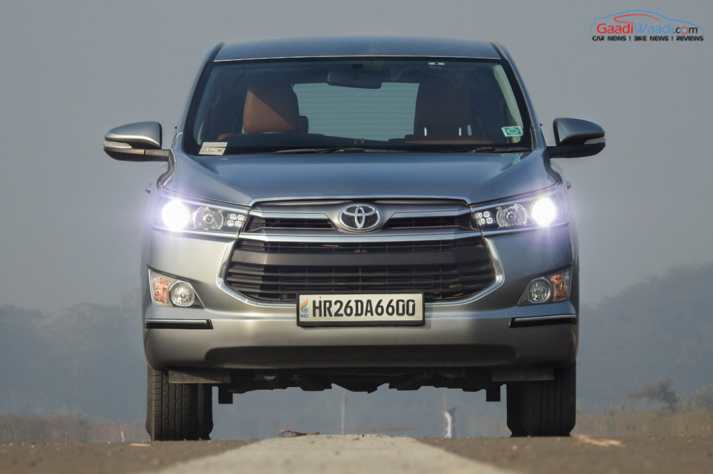 99 Of Toyota Innova Crysta Buyers Preferred Diesel Variants Over 1 Petrol In Fy19 With Images Toyota Innova Toyota Fuel Efficient