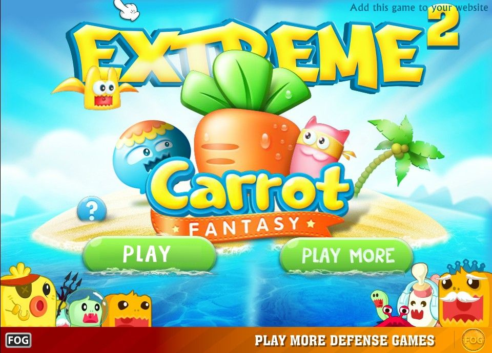 Carrot fantasy - Google 검색