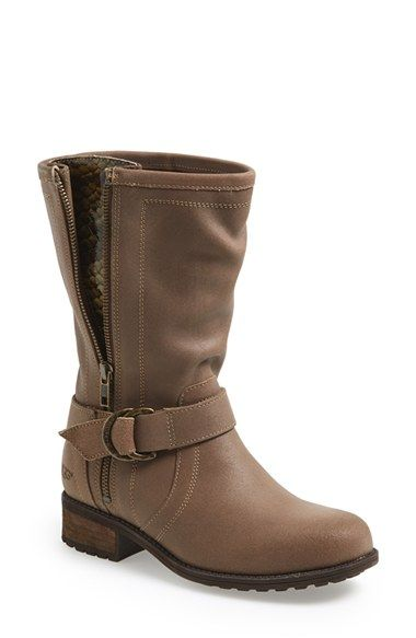 womens ugg boots with heel