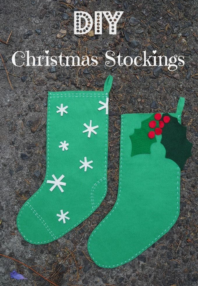 Childrens Christmas Stockings