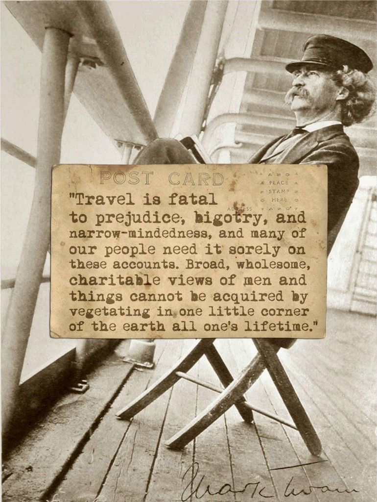 Pin by Berdie Creech on Wanderlust   Travel quotes, Mark ...
