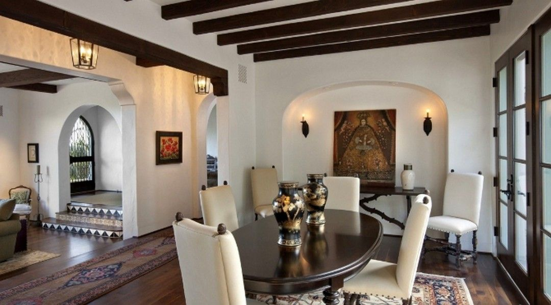 6 New Concept Of Modern Medieval Home Decoration Decortheraphy Com Spanish Style Decor Spanish Home Decor Spanish Dining Room Spanish decorating ideas living rooms