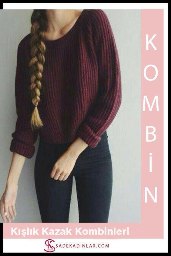 Kış Modası Bordo Bisiklet Yaka Kollar Katlamalı Kazak Siyah Pantolon #moda #fashion #fashionblogger #style #styleblogger #damenmode #mode #outfits #outfitideas #kismodasi #falloutfits #streetstyle #sokakmodası #kazak #kazakmodelleri #kazakombinleri #kombin #kombinler #kombinönerileri sikkombinler #gunlukkombinler #sweater #sweateroutfits #fallsweater #sweaterideas #orgukazak #knittingsweater