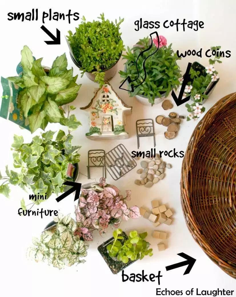 Photo of 37+ Best Miniature DIY Fairy Garden Ideas & Accessories Your Kids Love