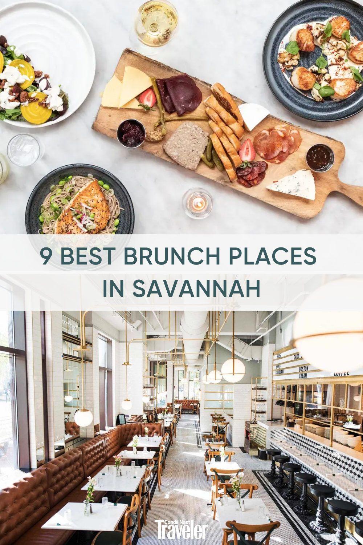 9 Best Brunch Places In Savannah Savannah Chat Brunch Places Best Brunch Places